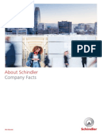 Schindler Company Facts