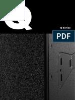 Dbaudio System Brochure q Series En