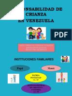 la crianza en venezuela