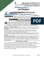 8. Contendiendo Ardientemente Por La Fe (1)