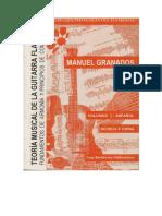 Teoría Musical de La Guitarra Flamenca 2 Manuel Granados 1999