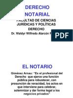 Derecho Notarial Unap Examen