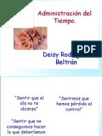 Presentacion Tiempo Deisy.ppt