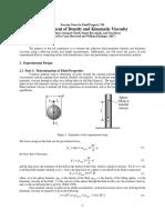 Fluids Lab Manual