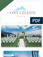 Mont Celeste - Portafolio