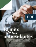 biologia celular mitos de los antioxidantes