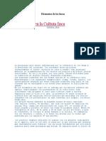 Imprimir Incas Objetos