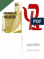 Claves Para La Elaboracion de Informes de Evaluación - Lichtenberger, Mather y Kaufman