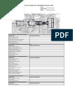 Material Check List Inspeccion Cargador Frontal 950g Caterpillar