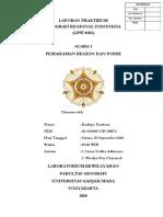 Laporan Praktikum Geografi Regional Indonesia - Acara I
