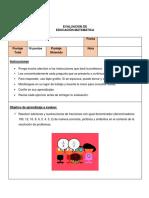 Evaluación PDF