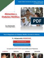 Alimentación y Diabetes Médicos