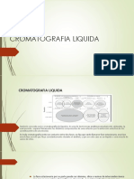 CROMATOGRAFIA LIQUIDAA