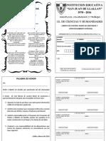 libreta de conttrol