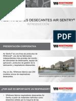 Filtros Respiradores Desecantes Air Sentry Presentacion Completa