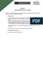 Ficha de Orientación Para La Tarea