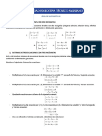 02 Sistemas de Ecuaciones Lineales MATEMÁTIC 9h00!12!09-2019