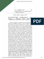 EDI-Staffbuilders International, Inc. v. NLRC (2007)