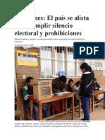 Elecciones 2019 evod