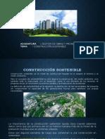 5. Construcción Sostenible