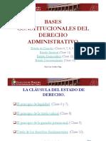 Tipicidad en El Derecho Administrativo