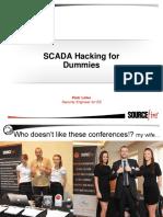 Scada Hacking