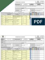 Programa Anual Auditorias Vigencia 2016 - V1 17022016