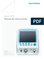 5205 - Ventilador Mecánico Neonatal - Hemisur - Manual de Usuario