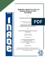 Diseño de PLL
