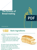 The Science of Breadmaking