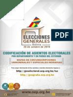 Codificacion Asientos Electorales EG 2019