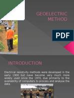 geolistrik method
