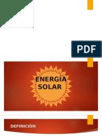 Energía Solar 61651626516