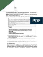 Solicitud Cotizacion Cctv Primerodemayo