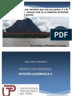 5 Division Algebraica 2