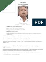 Lenín Moreno y datos relevantes del 7 de octubre del 2019.docx