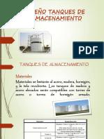 2. tanques almacenamiento