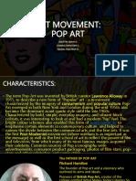ART MOVEMENT POP ART.pptx