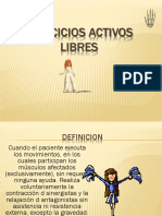 Ejercicios Activos Libres