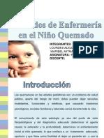 Diapositivas Del Quemado
