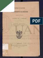 Acta de Bautizo de Vicente Guerrero e Iturbide