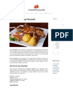 Cómo Preparar Cuy Chactado Paso Por Paso【Receta 2019】