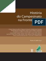Hist Campesinato Fronteira Sul