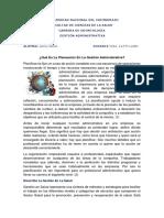 Qué Es La Planeación En La Gestión Administrativa.docx