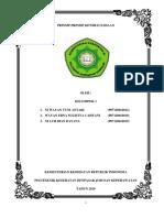 Kelompok 1 - Prinsip-prinsip Kewirausahaan