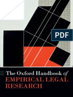 The Oxford Handbook of Empirical Legal Research.pdf
