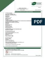 Standard Sds-palmerol 1214-Lauryl-myristyl Alcohol(05) (1)