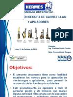 Operador de Montacargas 8h HERMES V3