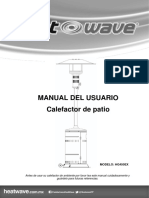 Manual de Uso HG450EX