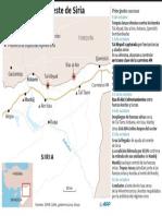 Combates en Siria